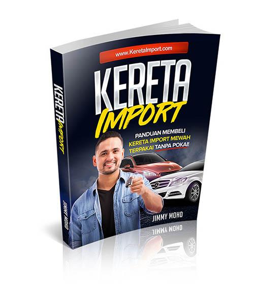 kereta import mewah