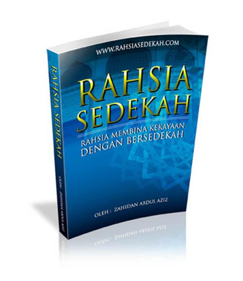 RAHSIA SEDEKAH